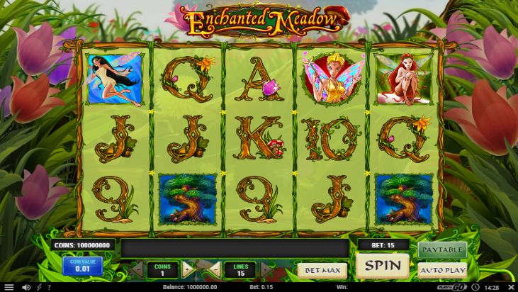 enchanted meadow play n go casino